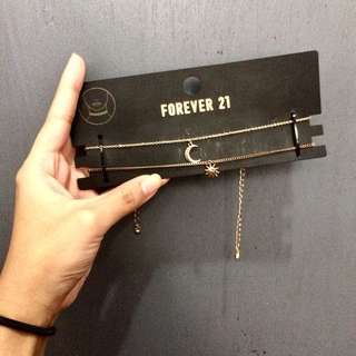 Authentic Forever 21 Necklace Choker