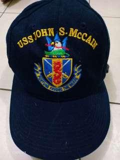 USS John S. Mccain Cap
