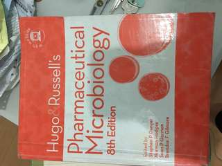 Hugo and Russel's Pharmaceutical Microbiology