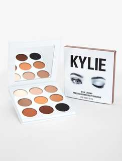 💖 Kylie The Bronze Kyshadow Eyeshadow Palette 💖