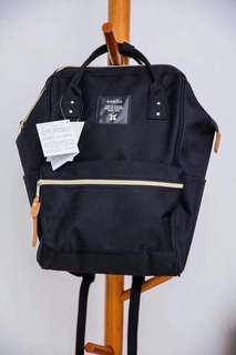 @nello large canvas backpack