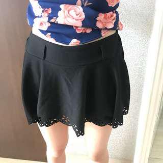 Skirt pant