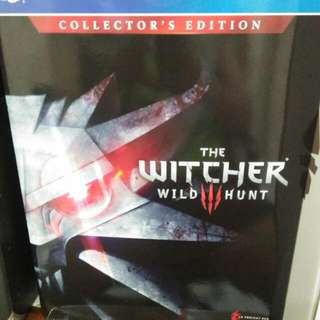 Witcher collector Edition