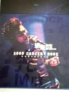 洛克先生Mr. Rock蕭敬騰演唱會寫真書 BOOK