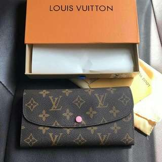 Authentic Quality LV Wallet