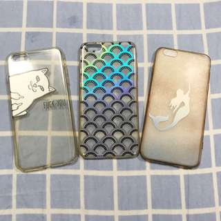 IPHONE 6plus cases TAKE ALL