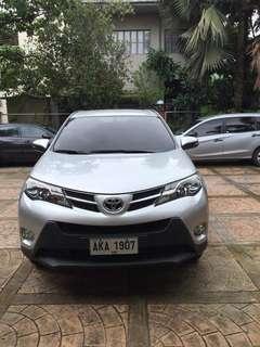 2015 Toyota Rav4 4x2
