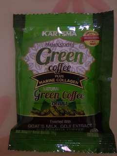 🚚 Karysma Green Coffee 3 in 1 - 15sachets x 25g #caroupay
