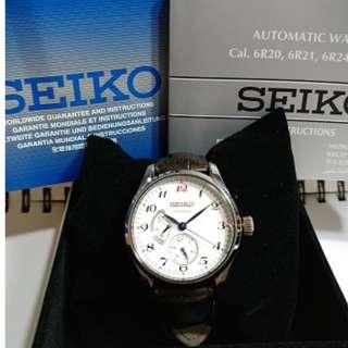 精工 Seiko SPB041J1 紅12 行貨齊單盒保用卡說明書 18年2月購