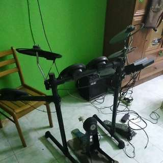 DRUM ELECTRONIC (DTX400 SERIES)