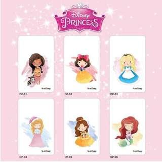 (PO) Disney Princess Custom Ezlink Card