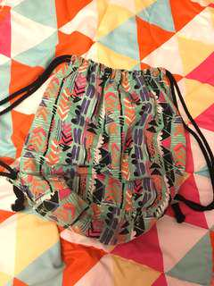 H&m drawstring bag