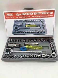 Combination Socket Wrench set