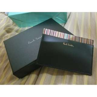 全新 Paul Smith Card Holder 卡片套