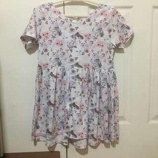 Babydoll T-Shirt Dress