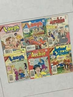 Archie Comics #8