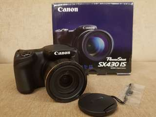*BRAND NEW* Canon SX430 IS