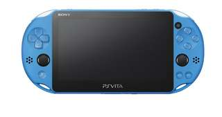 Priced Reduced PlayStation VITA console with games