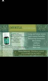 Young living myrtle 15ml Essential oil