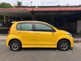 Perodua Myvi 1.5 (M)