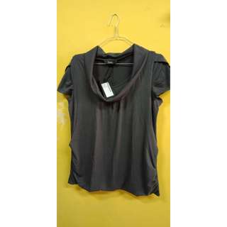Blouse dark grey