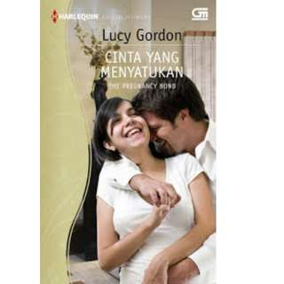 Ebook Cinta yang Menyatukan (The Pregnancy Bond) - Lucy Gordon