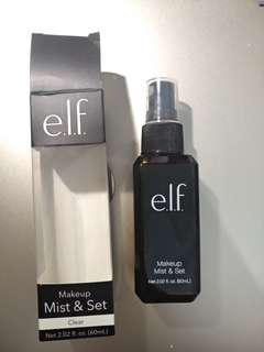 Elf mist and set setting spray