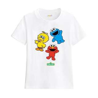 Kids Wear Sesame Street