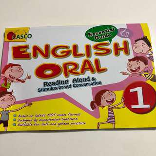 English oral essential guide