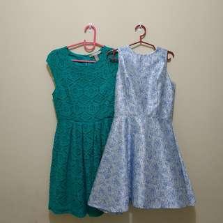 F21&Just G dress