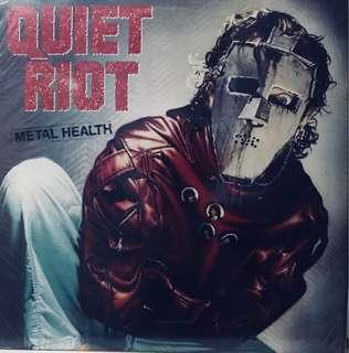 Quiet Riot - Metal Health Vinyl LP