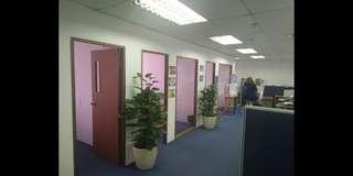 Peninsula Plaza 1001 sqft office space