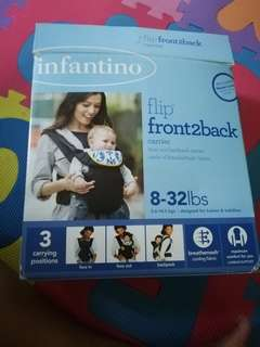 Infantino Baby Carrrier Fron2Back