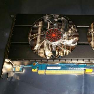 Brand New GTX 1080 8GB GDDR5X (Micron Memory) HP-Omen System Dual Fan (Red LED) Nvidia