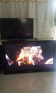 "Used 50"" Plasma Tv for sale"