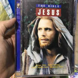 The Bible Jesus dvd