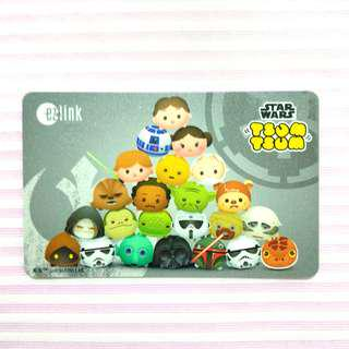 Star wars Tsum Tsum Ezlink Card