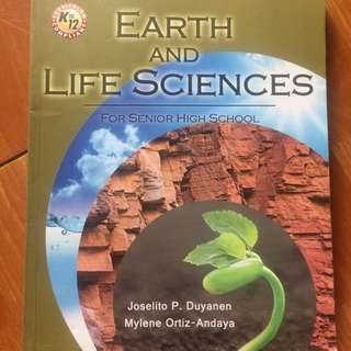 earth & life sciences book