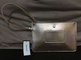 Rose Gold Nine West pouch (from US)