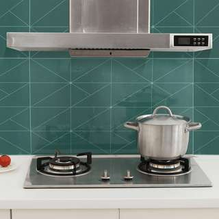 586. Minimalist Kitchen Anti-Grease Wall Paper (4 designs)
