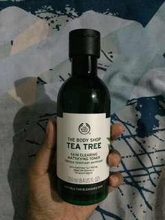 Toner Tea Tree