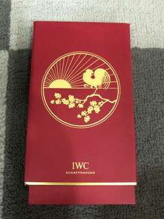 🚚 IWC Red Packets Ang Bao