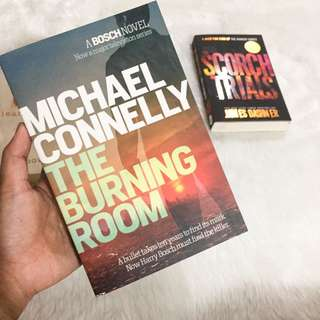 THE BURNING ROOM BY MICHAEL CONELLY