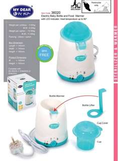 My Dear 36020 Electric Baby Bottle and Food Warmer