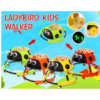 LADYBIRD KIDS WALKER