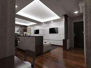 Jual Apartemen Pancoran Riverside 1BR