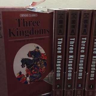Chinese Classics - Three Kingdoms