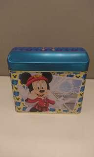 迪士尼 餅罐