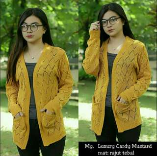 [NEW] SF LUXURY CARDI