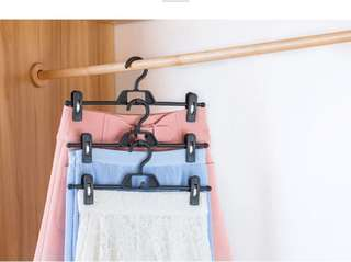 Skirt / Pants Hangers (2 pcs)